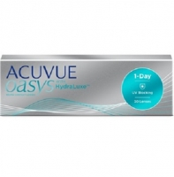 ACUVUE OASYS 1-Day with HydraLuxe™
