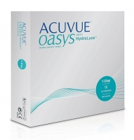 ACUVUE OASYS 1-Day with HydraLuxe™ 90