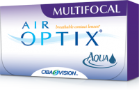 Air Optix Aqua Multi Focal