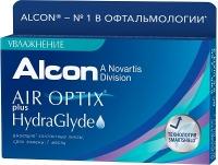 AIR OPTIX Plus Hydraglyde 6