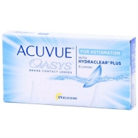 Acuvue® Oasys™ for Astigmatism with Hydraclear® Plus