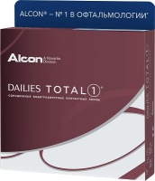 Dailies Total 1 90 линз